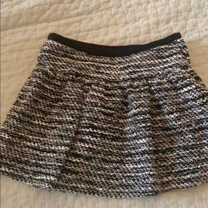 Gymboree Girls Tweed Skirt - size 5